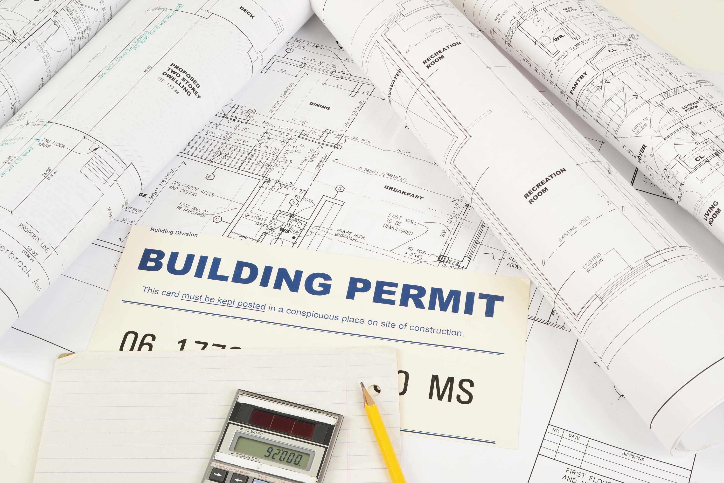 FirstStepDesign-BuildingPermit